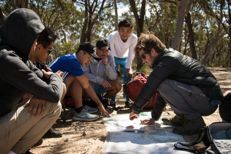 Our youth programs aim to guide young refugees (aged 12-24 years) through their transition to life in Australia, with targeted programs promoting wellbeing, personal development, social engagement, and positive leadership. Youth programs include a range of social, recreational, and educational activities.