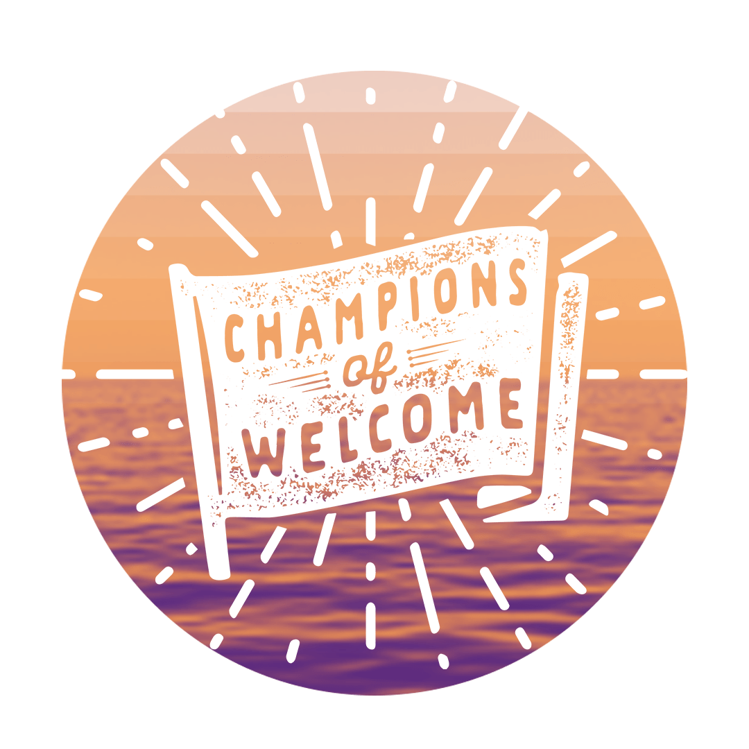 Become a Champion of Welcome