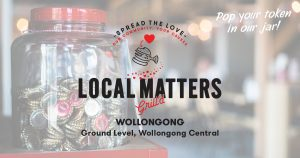 Wollongong Local Matters SCARF Support