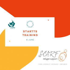 STARTTS Volunteer Training